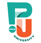 Pitch University Logo